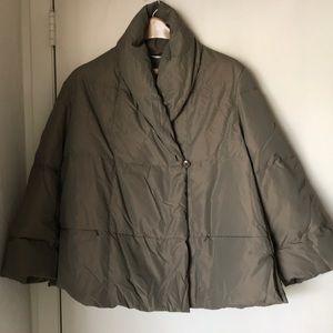 MaxMara made in Italy. Puffer jacket. Down